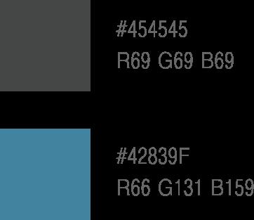 코드엠샵 로고 색상