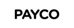 payco black logo